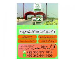 Ready to move Commercial place in gulberg greens islamabad