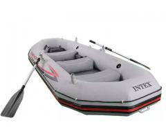 Intex Mariner 4 boat new arrival FOR sale in good amount