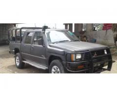 Mitsubishi total genuine white 1999 registered for sale