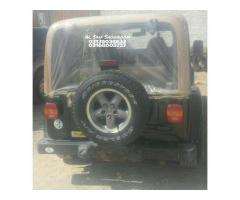 Wrangler jeep Model,2000 for sale in good amount