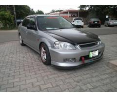 Honda civic turbo racer FOR SALE