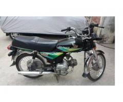 Honda 70 Model 2013 for sale in good amount