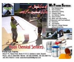Water Proofing Leakage Seepage And Heat Proofing 6 Year Warranty