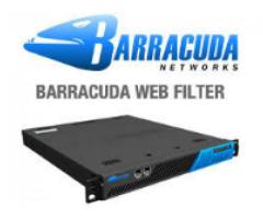 "BARRAUDA WEB FILTER ""Unlock the Power of the Web"""