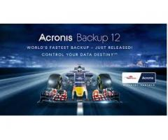"ACRONIS ""Protect everything"""