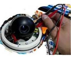 CCTV camera REPAIR ON YOUR DOOR STEP