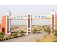 1 Kanal Residential Plot for sale in University Town D Block Islamabad