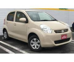 Toyota Passo for sale in good amount