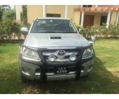 Toyota Vigo AutoMatic for sale in good amount