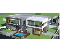 Beautiful House Plan AND Design Elevation PLAN on your door step
