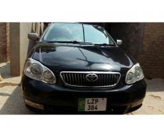 Toyota corolla 2005 model saloon full convert to Gli FOR SALE