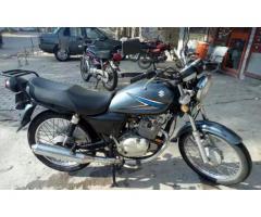 Suzuki gs 150, 2014A,,first owner, better than honda for sale