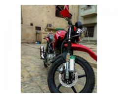 Yamaha YBR 125G 2015 for sale in good amount