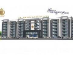 Al-Rehman Heights Sargodha: Apartments Are Available On Installments