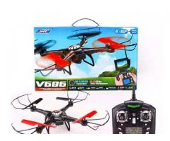 Jjrc Drone V686 5.8g FPV Headless Mode Rc Quadcopter with Hd Camera
