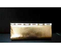 Copper Brown Clutch - Original Stylo FOR sale in good amount