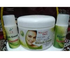 Skin polish +bleach cream FOR sale
