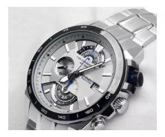EM-01 New Design waterproof Watch with 1 year Machine Warranty