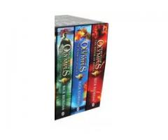 Percy Jackson books for sale in good amount