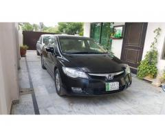 Honda Civic VTi-Prosmatec 1.8 ( Reborn) for sale in good amount