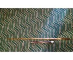 Snooker cue beautiful arrow. for sale in good amount