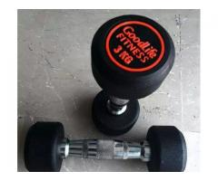 Dumbbell Pakistan made commercial used gym home for sale