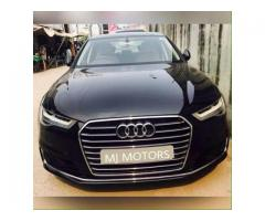 Audi A6 for sale in good amount