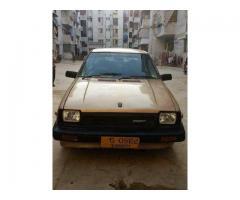 Suzuki swift 1986 For sale in good amount