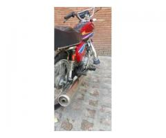 Honda cg 125 ( 1995) for sale in good amount