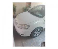 Toyota 2007 model for sale in good amount