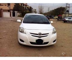 Toyota Belta for sale in good amount