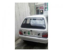 car suzuki mehran for sale in good amount