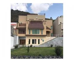 House constructed 18 months ago in full new condition for sale on installments