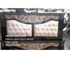 Brand new padding bed hamaysha sasta from Mian furniture for sale