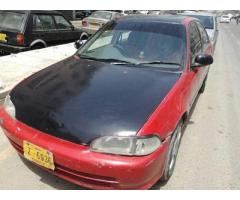 Civic 94 for sale in good amount