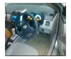 TOYOTA COROLLA ALTIS 1,6 CRUISETRONIC FOR SALE IN GOOD AMOUNT
