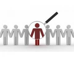 Male female required in HR management project