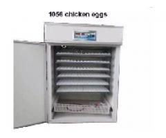 Egg Incubating Machine, Computer Controlled, German Technology,1050 eg