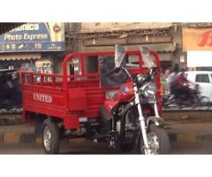 Road prince loader and united loader riksha new