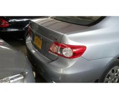 Corolla 2013 Xli for sale in good amount