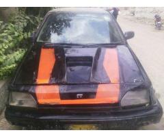 Honda civic 1985 model for sale