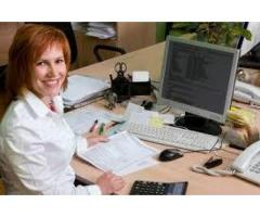 Female with computer knowledge required in Bahria Town Phase 7