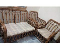Bamboo Sofa 4 seats for sale in good amount