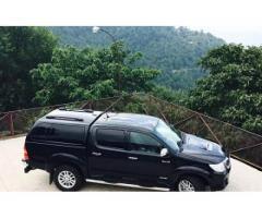 Toyota Hilux VIGO Invincible UK Import.More comfort then local Cars