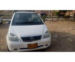 Mercedes benz a160 FOR sale in good amount