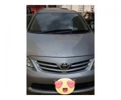 Toyota Corolla Gli 2012 ( ECOTECH ) FOR SALE