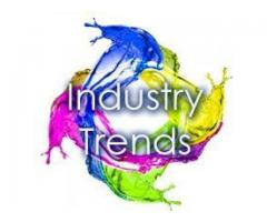 Online industry trends jobs