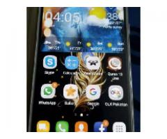 A samsung glaxy note 5 for sale in good amount