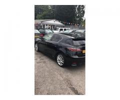 lexus ct200 auto hybrid 2014 facelift model for sale
