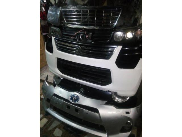 GENUINE PARTS ARE AVAIL FOR ALL MAKES AND MODEL FOR SALE